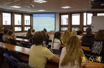 Презентація програм в Празі