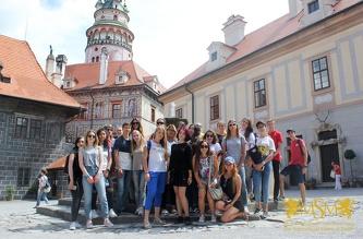 Поїздка в Чеський Крумлов