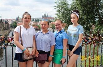 Екскурсія по Празькому Граду з гідом