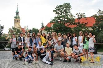 Екскурсія по Празькому Граду