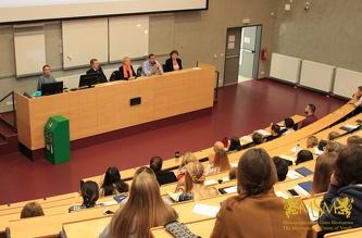Відкриття навчального року в Чеському аграрному університеті 2017/2018