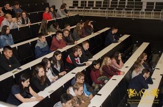 Відкриття навчального року в Чеському технічному університеті 2017/2018