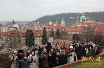 Экскурсия по Пражскому Граду