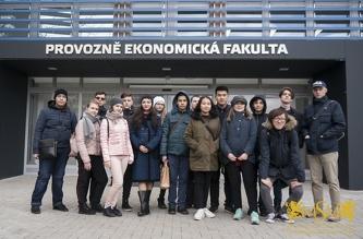 Экскурсия по ВУЗам Чехии