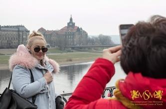 Поездка в Дрезден