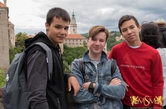 Поездка в Чески-Крумлов