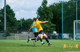 Футбольный матч, июль 2018
