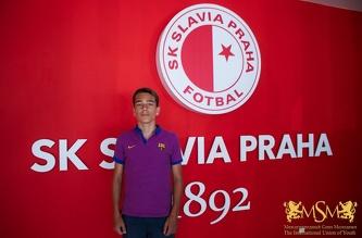 Экскурсия в футбольный клуб «Славия»