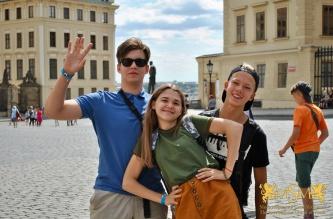 Prague Castle Muzeum Tour