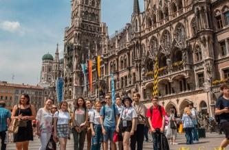 Trip to Munich