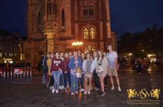 Mystery Prague