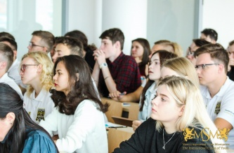 Opening of the Academic Year in the Czech Technical University