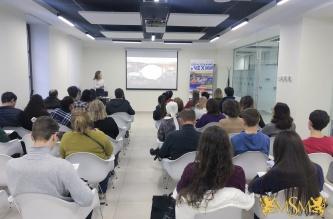 """Workshop """"Education in Czech Republic"""""""