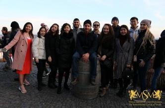 Экскурсия в музеи Пражского Града